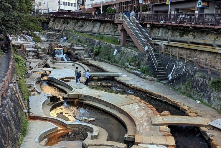 Arima Onsen village, things to do in Kobe Japan