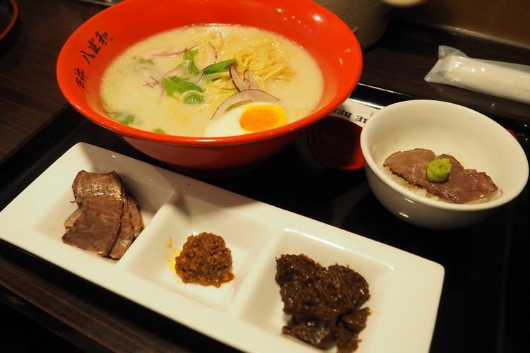 kobe beef ramen, things to do in Kobe Japan