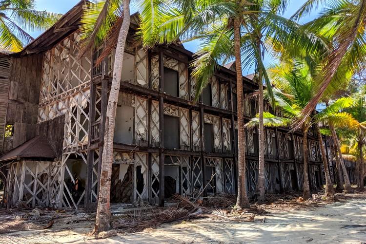 Abandoned Hotel Contadora Resort Panama