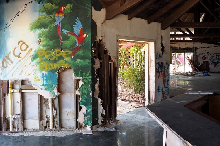 what happened to the Hotel Contadora Resort on Contadora Island Panama