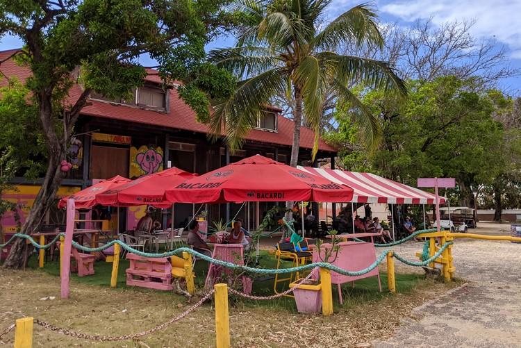 Sea Las Perlas check in on Contadora Island Playa Larga Panama