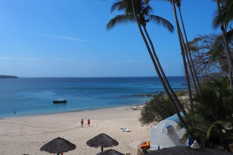 Cacique Beach on Contadora Island, Pearl Islands, Panama