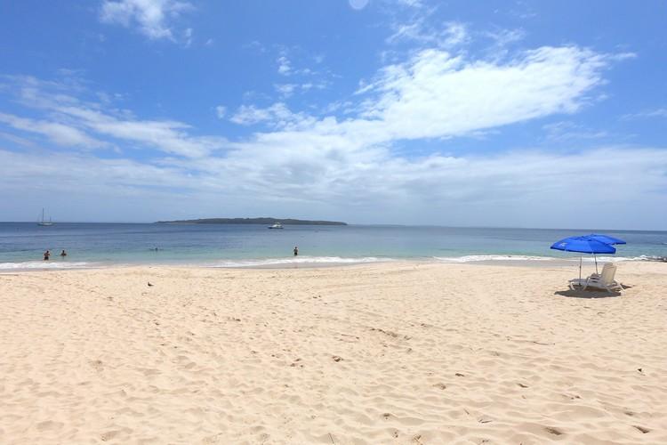 Cacique Beach Isla Contadora Panama Pearl Islands