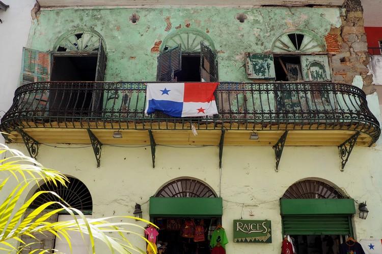 architecture in Panama City Old Town, Photos of Casco Viejo