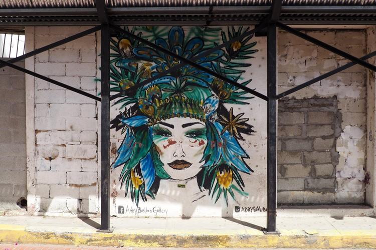 street art in Casco Veijo Panama City