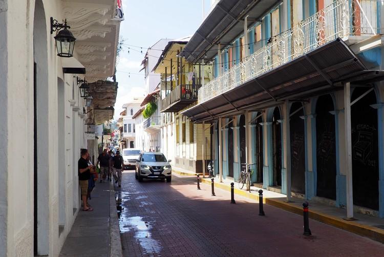 street photos of Casco Veijo Panama City